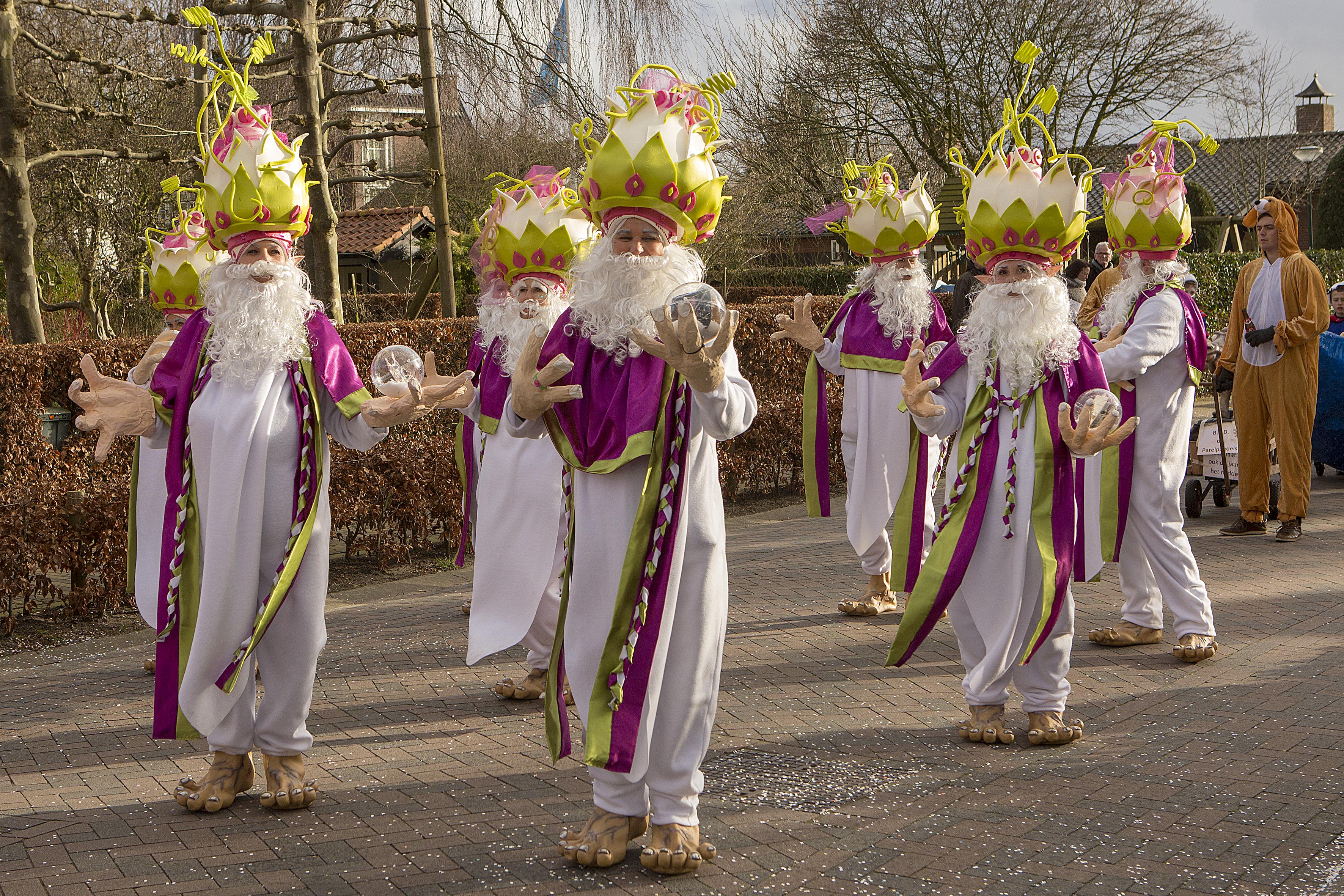 Carnaval Maerkrattenland